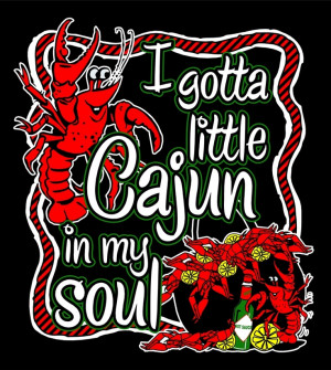 Cajun in my Soul - Couture Tee Company