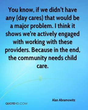 Child Care Provider Quotes