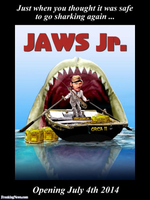 Funny Jaws Jr.