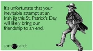 Funny St. Patrick's Day 2014 Quotes- Hilarious Irish Jokes & Sayings