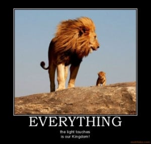 Lion Pride Motivational Quotes Quotesgram