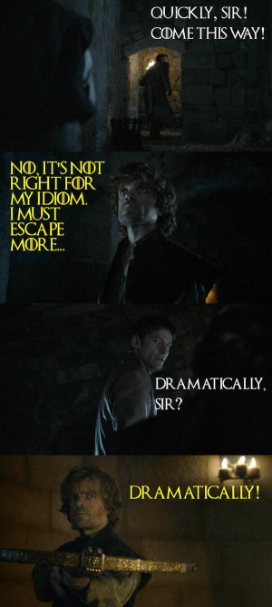 Monty Python quotes really improve Game of Thrones (19 Photos ...