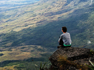 Alone in the world