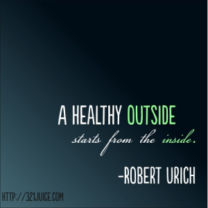 outside… starts from theinside #eat #healthy #clean #raw #vegan ...
