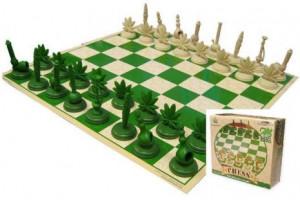 marijuana-weed-chess_board
