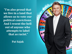Walter E Williams Quotes Graphic quotes: pat sajak