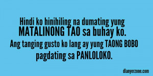 QUOTES (@TagalogLQuotes) Hi!I'm a pilipino,blogger,PROUD TO BE PINOY ...