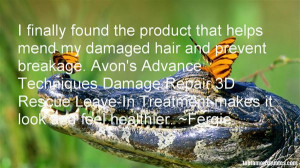 Quotes About Damaged Hair Pictures
