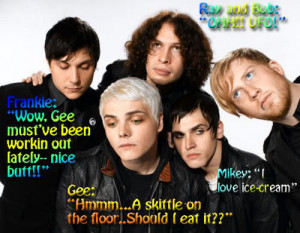 Funny my Chemical Romance Quotes my Chemical Romance Funny