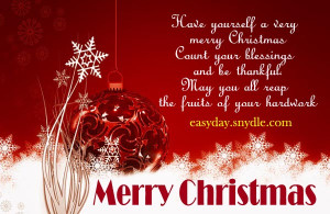 Merry Christmas Greetings Wishes Quotes And Messages ~ Christian Merry ...