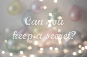 cute, pink, quote, secret, sparkle, text