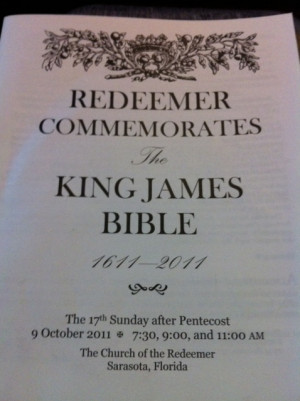 bible verses about church anniversary king james bible online