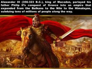 Alexander The Great Quotes Alexander iii 356 323 b c