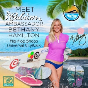 """Soul Surfer"""" Bethany Hamilton Autograph Signing in Universal City ..."""