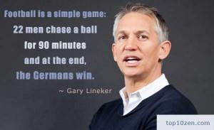 Gary Lineker quote