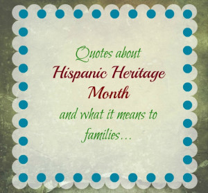 It's Hispanic Heritage Month! Kids Tell Us What Being Hispanic Means ...
