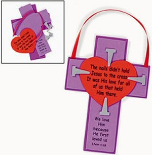 for easter easter story book bible craft www daniellesplace com