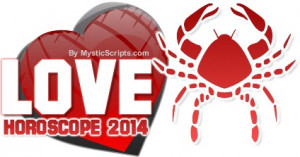 The Cancer love horoscope 2014 predicts that throughout 2014 Cancer ...