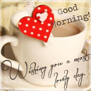 re feeling better this morning i hope to see you today i hope you have ...