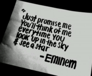 Finally. A good eminem quote