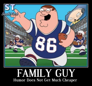 Family Guy. Great Quote.