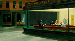 NIGHTHAWKS:THESEARCH FOR THE DINER