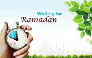 As you know well that Ramadan is coming soon and Muslims strive to ...