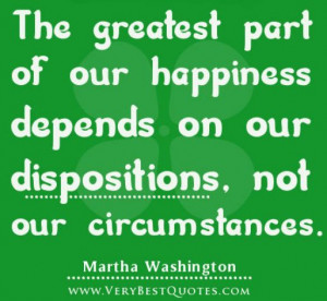 Martha Washington Quotes (Images)