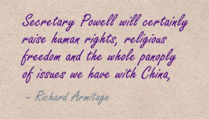 Thank You Quotes For Secretaries Secretary powell will