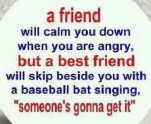 Thought of the day: Friend ... Best Friend