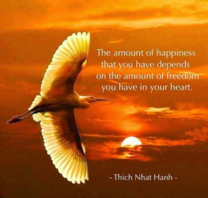 thich nhat hanh quotes on happiness thich nhat hanh life sayings ...