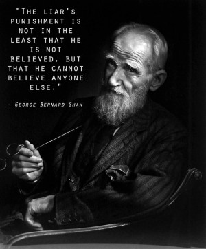 George Bernard Shaw Quotes | Against the Grain