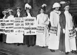 JP's History of Voting in America