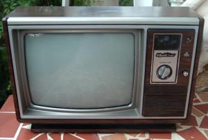 Quasar Television Set Model