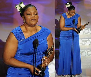 ... Mo'Nique Talk Lack of Money After Winning Oscars For Precious Movie