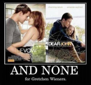 Mean Girls quotes are the best looll everyone gets channing except for ...