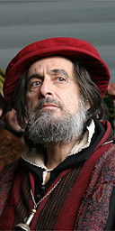 Shylock a victim merchant of