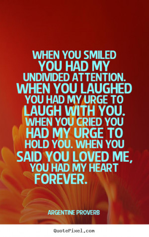 Love Me Forever Quotes More love quotes