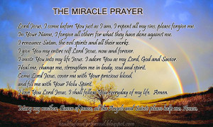 wanna share this two powerful prayers to all of you, how these prayers ...