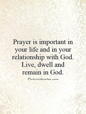 God Quotes Prayer Quotes