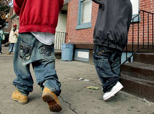 New Study Says Sagging Pants Causes Sexual Dysfunction