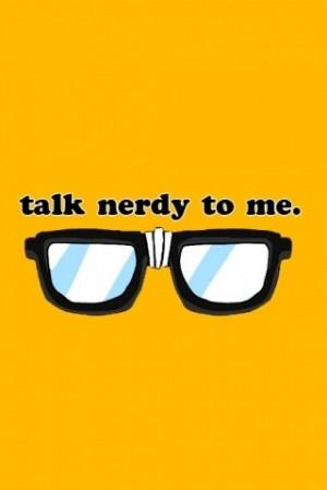 ... dork, funny, geek, glasses, ipod, nerd, nerdy, talk, wallpaper, yellow