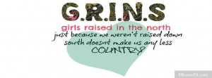 Country Girl Sayings 15 Facebook Cover