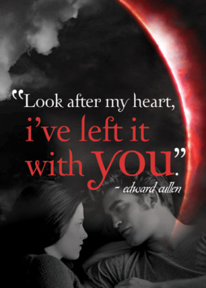 breaking dawn, edward cullen, quotes