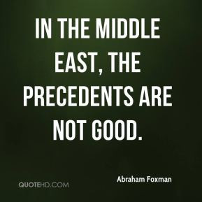 Middle East Quotes
