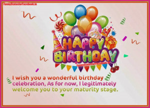 Short Funny Happy Birthday Quotes For Friends Happy birthday wishes ...