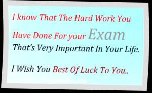 quotes for exam success exam stress quotes exam best wishes quotes ...