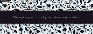 Quote about Future Facebook Cover Preview