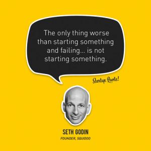 Startup Quote: Frases de Empreendedores!