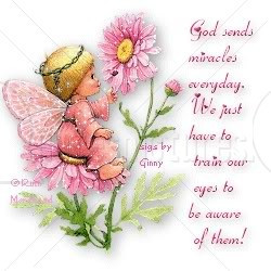 God Sends Miracles Everyday. We Just Have To Train Our Eyes To Be ...